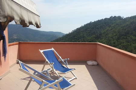 Quite Villa by Sea and Nature for 2 - Casarza Ligure - Wohnung