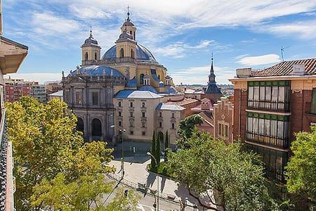 Loft en Madrid de los Austrias