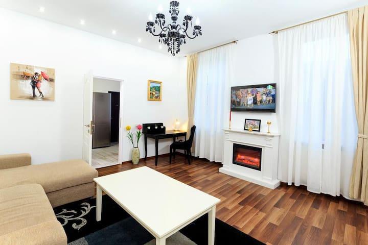 Piazza Grande Apartment - Sibiu - Lägenhet