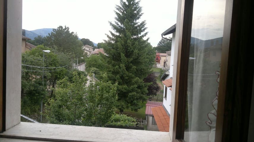 La vostra casa tra le montagne - Casanova di Leonessa - Lägenhet