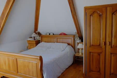 Maison vue Lac Vallée - Chambre 2
