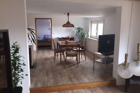 Freistehendes Haus m. 2 Zi. Wohnung - Lauffen am Neckar