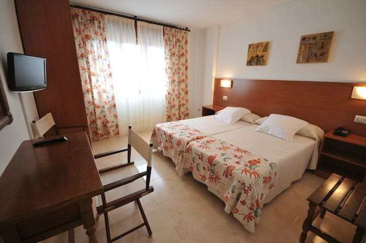 Hotel Torres Touriño en la playa Lanzada, Sanxenxo
