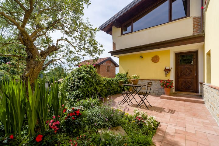 Appartamento Il Glicine - Ovada - House