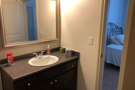 Room in a safe, gated community!