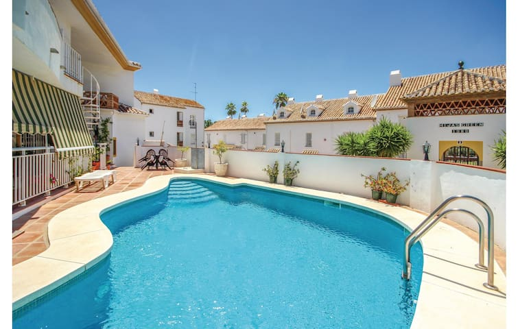 Holiday apartment with 3 bedrooms on 136m² in Mijas