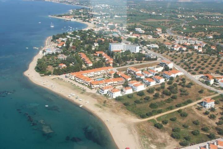 Gerakini Sithonia Chalkidiki - Παραλία Γερακινής - Rumah