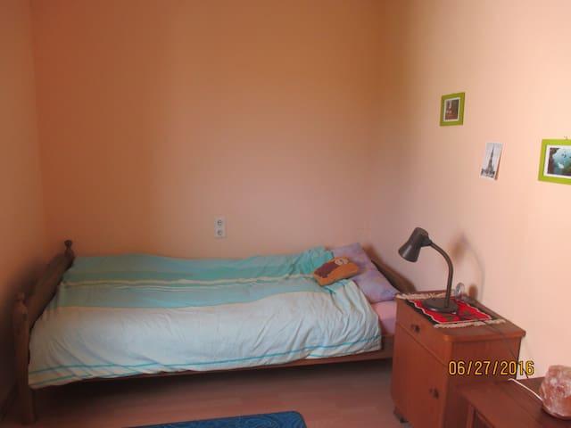 nice room  in a quiet flat