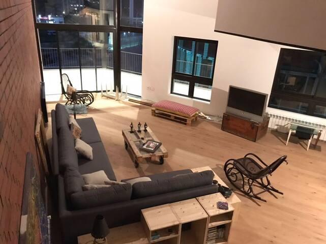 Stylish Loft Duplex in Beirut