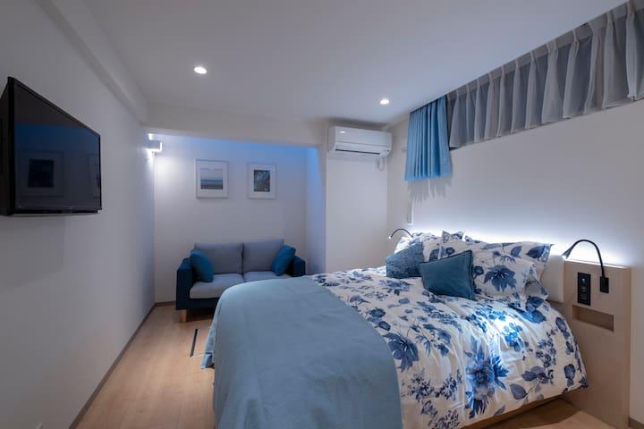 D room「Studio Inn Nishi Shinjuku」Double Standard