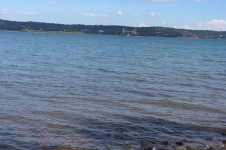 Breathtaking views-Trinco Harbour
