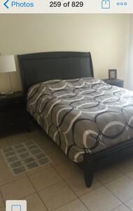 Spare bedroom in Condo.