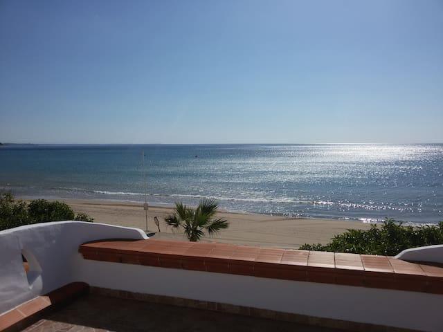 Llagosta4 1aLINEA MAR Casa ibizenca - Tarragona - Apartment