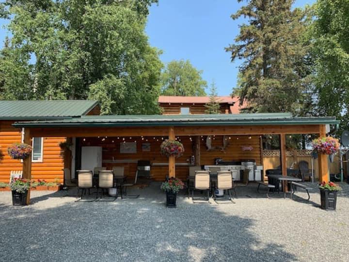 Caribou Cabin - Private Cabin on the Kenai River