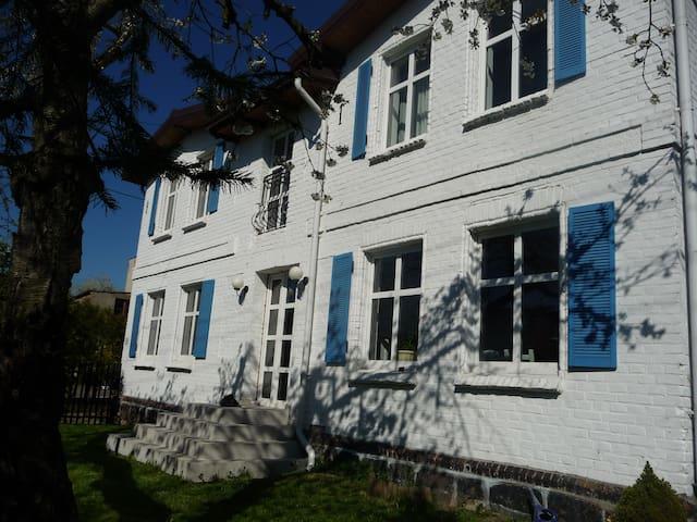 Dom nad Baltykiem - Darzlubie