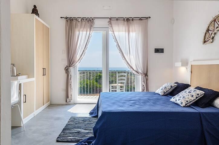 Double room 1 ° P Eco Resort Torre Dell'alto Mare