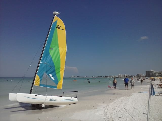 Two Miles to Siesta Key