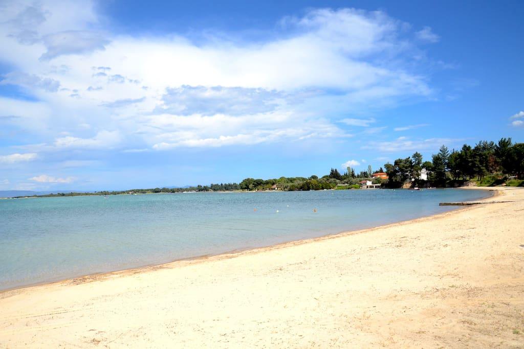 Filippos Resort Beach