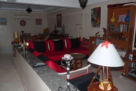 villa Bayane