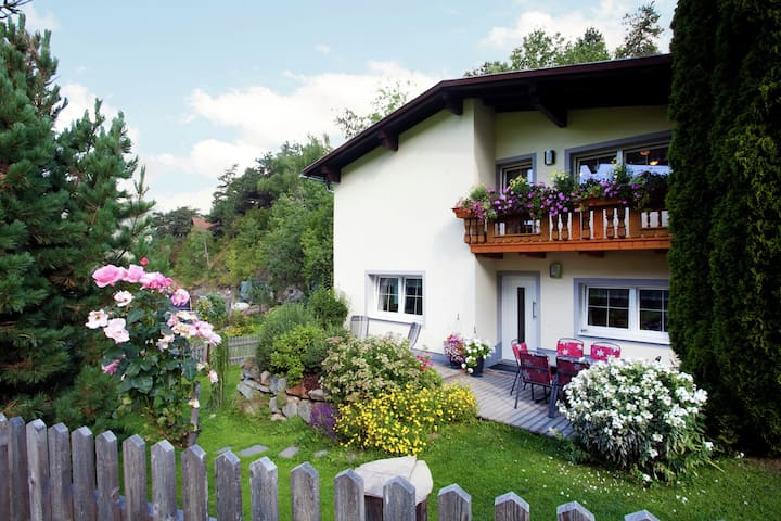 Cozy Apartment in Tobadill Austria with Beautiful Garden