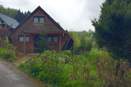 "Ferienhaus ""Heijodöda"" im Odenwald - Wald-Michelbach - Rumah"