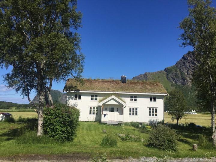Steigen Lodge Villa Vaag