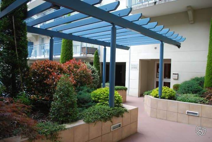 Appartement hyper centre duplex idéalement situé - Bagnères-de-Luchon - Apartment