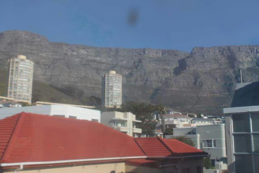 Table mountain as your backyard with access to over 30 hiking trails.