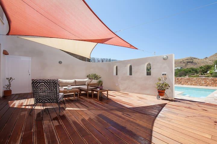 Casa el Azahar - Nijar (Almería) - Ev