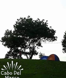 Cabo del Marco Camping site
