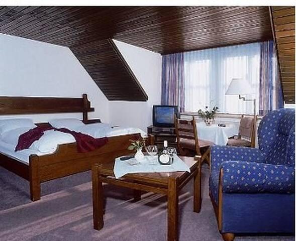 Gasthof Reif (Königstein), Doppelzimmer Komfort
