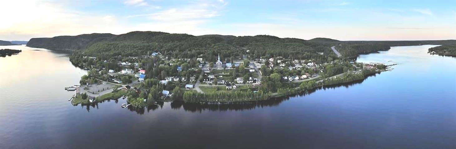 Village pittoresque