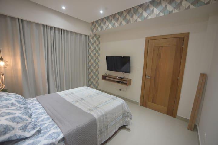 Habitacion con Smart TV
