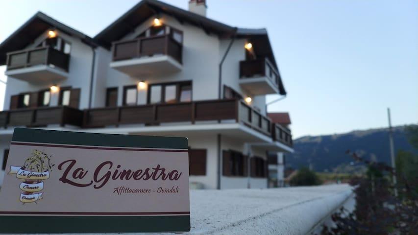La Ginestra - Camere perfette per voi a Ovindoli
