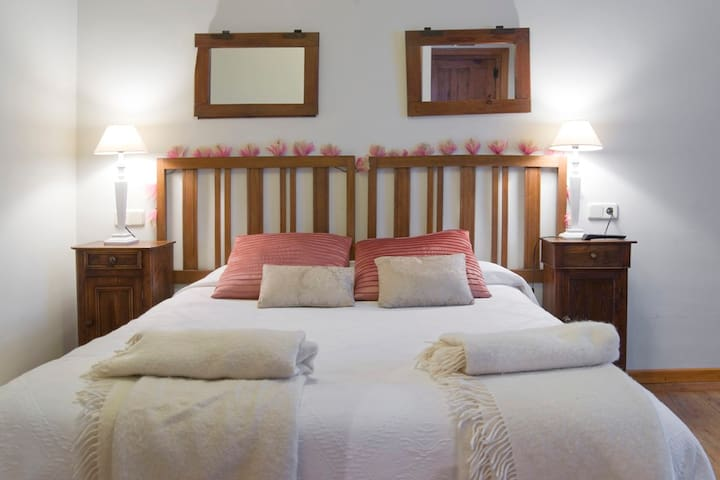 Bed & Breakfast in the pyrenees 2 - Urzainqui