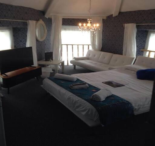 Llandudno Deluxe Double Room