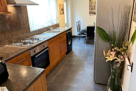 4 Bedroom Central Newport Home, Near Cardiff