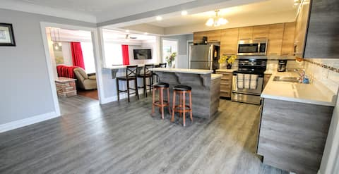 Seacliff Park Bungalow, deep cleaned