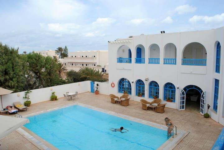 Comfortable Twin Room 04, Tunisia