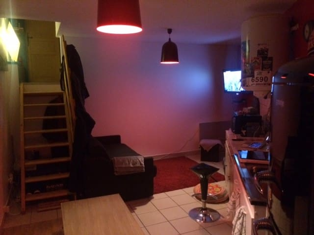 Chez Sepp...c'est un peu comme chez vous - Clermont - Lägenhet
