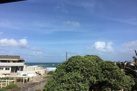 Ocean side 2 bedroom 1 bath Unit - Wailuku - Ház