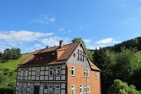 Hexenstieg House Lerbach - Osterode am Harz
