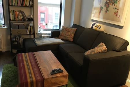 Cute apartment in Gramercy/Kips Bay - 뉴욕 - 아파트