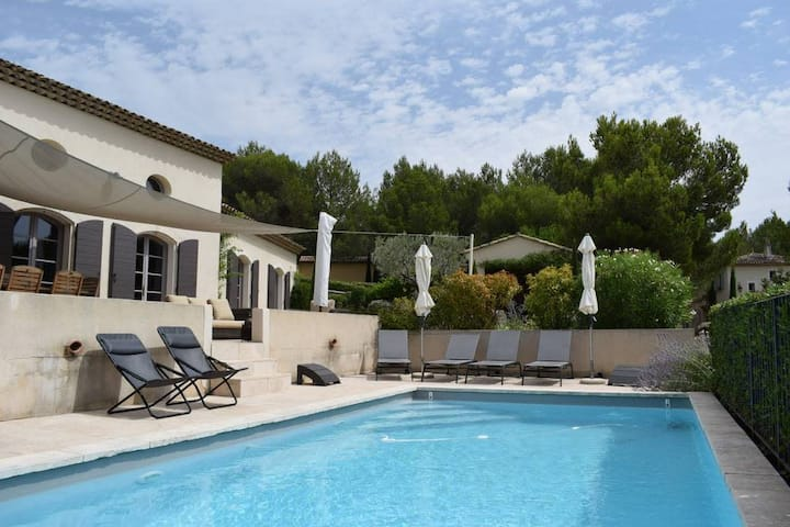 Maison Marie AIR Property Provence Golf de Pont Royal