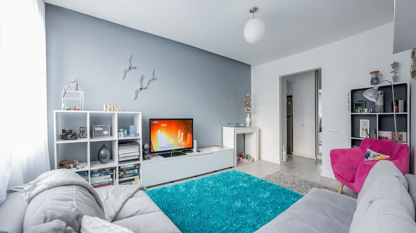 Brand-new apartment near Central Park