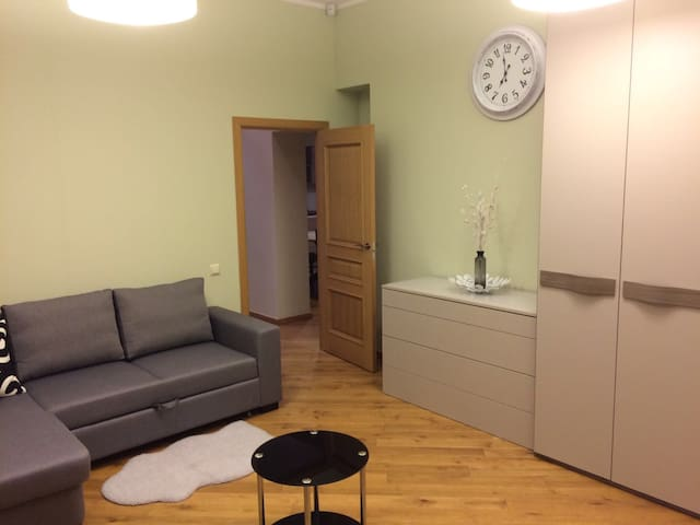 Cozy apartment in the quiet area - Rīga - Apartment