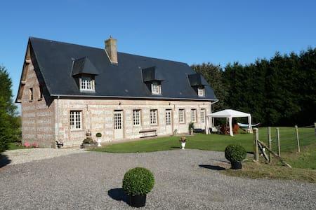 La maison de Thibauld - Cottévrard - Rumah