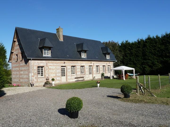 La maison de Thibauld