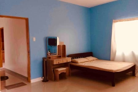 Rozay Travellers Inn Kabankalan - Blue Room