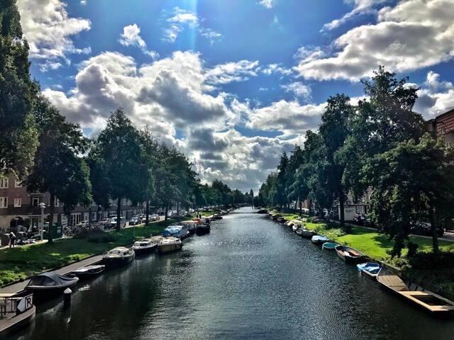 Nice apartment @ Amsterdam West, De Baarsjes